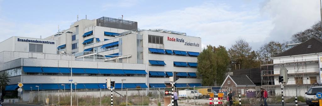 Rode Kruis Ziekenhuis Architectenbureau Voor Gezondheidszorg